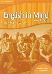Picture of English in Mind Starter Workbook