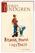 Rasmus Pon... - Astrid Lindgren -  books from Poland