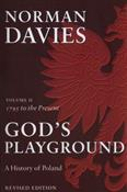 polish book : God's play... - Norman Davies