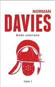 Boże igrzy... - Norman Davies -  books in polish