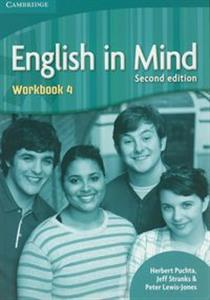 Picture of English in Mind 4 Workbook