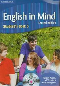 Picture of English in Mind 5 Student's Book + DVD-ROM