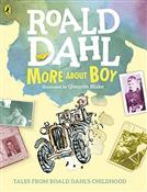 More About... - Roald Dahl -  Polish Bookstore