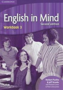 Obrazek English in Mind 3 Workbook