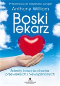 Boski leka... - Anthony William -  Polish Bookstore