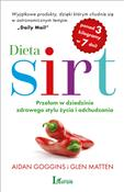polish book : Dieta sirt... - Aidan Goggins, Glen Matten