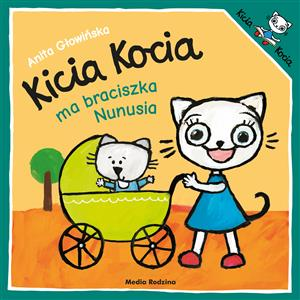 Picture of Kicia Kocia ma braciszka Nunusia