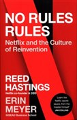 No Rules R... - Reed Hastings, Erin Meyer -  books in polish