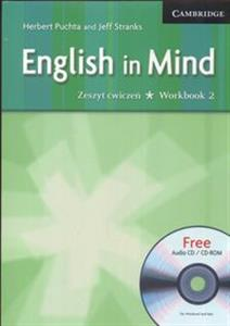 Picture of English in Mind 2 Workbook