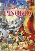 polish book : Pinokio - Carlo Collodi