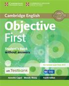 Objective ... - Annette Capel, Wendy Sharp -  books in polish