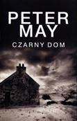 polish book : Czarny dom... - Peter May