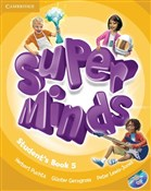 Super Mind... - Herbert Puchta, Günter Gerngross, Peter Lewis-Jones -  books in polish