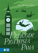Przygody P... - James Matthew Barrie -  foreign books in polish