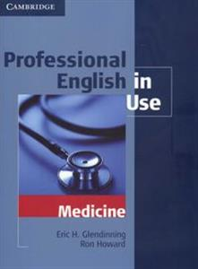 Picture of Professional English in Use Medicine