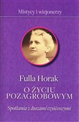 polish book : O życiu po... - Fulla Horak