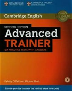 Obrazek Advanced Trainer Six Practice Tests with Answers
