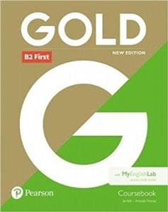 Picture of Gold B2 First New edition Coursebook