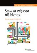 polish book : Stawka wię... - Adrianna Lewandowska, Peter May