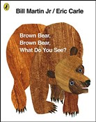 Brown Bear... - Eric Carle -  books from Poland