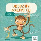 Urodziny m... - Anna Prudel -  books from Poland