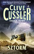 Sztorm - Clive Cussler, Graham Brown -  Polish Bookstore