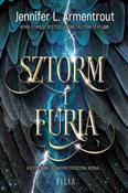 Sztorm i F... - Jennifer L. Armentrout -  books from Poland
