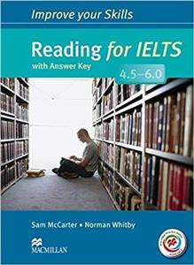 Obrazek Improve your Skills: Reading for IELTS + key + MPO