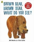 Brown Bear... - Eric Carle -  foreign books in polish