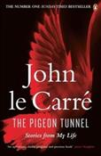 polish book : The Pigeon... - John Le Carre