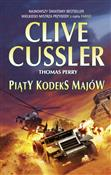 polish book : Piąty kode... - Clive Cussler, Thomas Perry