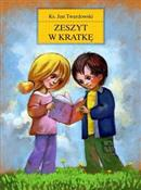 Zeszyt w k... - Jan Twardowski -  foreign books in polish