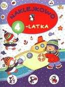 Naklejkowo... - Elżbieta Lekan -  books in polish