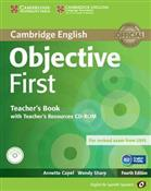 Objective ... - Annette Capel, Wendy Sharp -  foreign books in polish