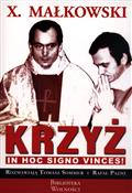 Krzyż In h... - Tomasz Sommer, Rafał Pazio -  foreign books in polish