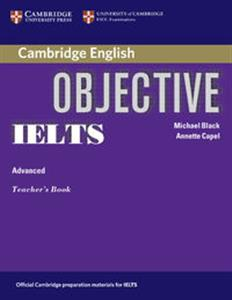 Picture of Objective IELTS Advanced Teacher's Book