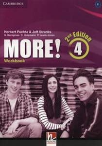Picture of More! Level 4 Workbook