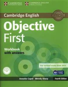 Picture of Objective First Workbook with Answers + CD
