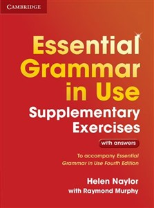 Picture of Essential Grammar in Use Supplementary Exercis with answers