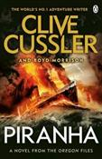 Piranha - Clive Cussler, Boyd Morrison -  foreign books in polish