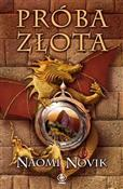 Próba złot... - Naomi Novik -  books from Poland