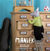Maniek Man... - Odile Bailloeul -  foreign books in polish