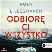 Odbiorę ci... - Ruth Lillegraven -  books in polish