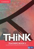 Think 5 Te... - Brian Hart, Herbert Puchta, Jeff Stranks, Peter Lewis-Jones -  Polish Bookstore