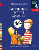 Tajemnica ... - Melania Kapelusz -  foreign books in polish