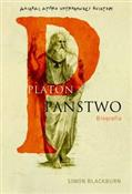 polish book : Platon Pań... - Simon Blackburn