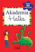 Akademia 4... - Julia Śniarowska -  books in polish