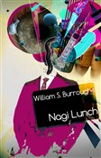 Nagi lunch... - William S. Burroughs -  foreign books in polish