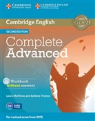 Complete A... - Laura Matthews, Barbara Thomas -  foreign books in polish