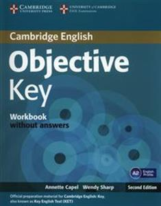 Picture of Objective Key Workbook without Answers